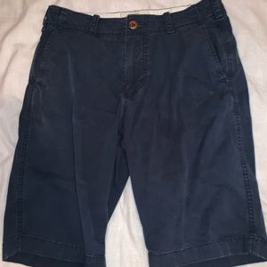 Men's Blue Hollister Shorts